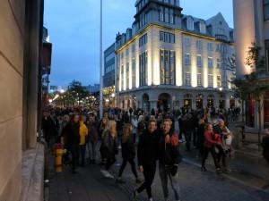 Reykjavik Meningarnot 2015